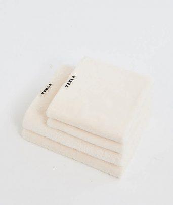 Tekla Håndkle Ivory